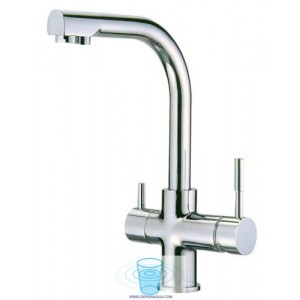 Osmosis inversa y accesorios grifo de tres vias osmosis - Grifo tres vias ...
